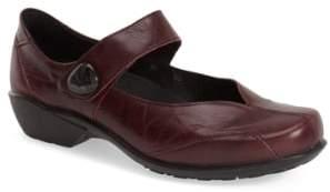 Romika R) 'City Light 87' Leather Mary Jane Flat