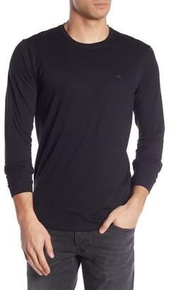 Diesel Long Sleeve Crew Neck Shirt