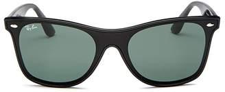 Ray-Ban Women's Blaze Wayfarer Sunglasses, 41mm