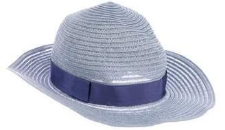 Eugenia Kim Woven Straw Hat