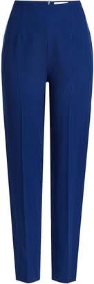 Emilia Wickstead High-Waisted Wool Pants