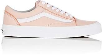 Vans Women's Old Skool Leather Sneakers - Pink