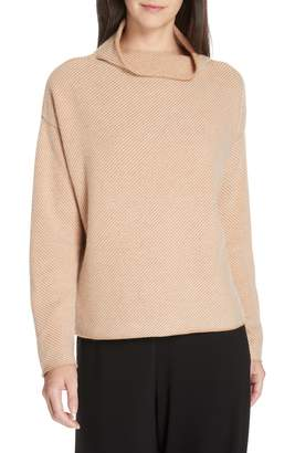 Eileen Fisher Cashmere & Wool Sweater