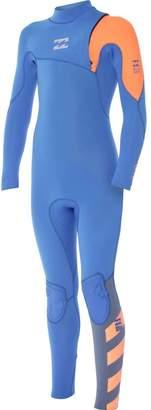 Billabong 3/2 Furnace Pro No-Zip Full Wetsuit - Boys'