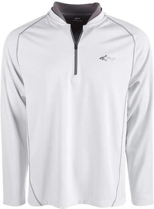 Greg Norman Mens Quarter-Zip Sweatshirt