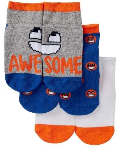 Socks - Pack of 3 (Toddler Boys)
