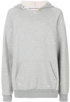 Enfants Riches Deprimes distressed hoodie