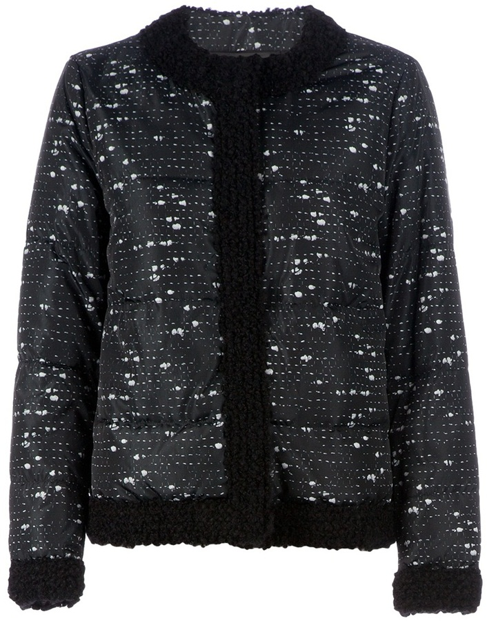 Giambattista Valli Padded jacket