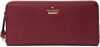Kate Spade Jackson Street - Lindsey Leather Wallet