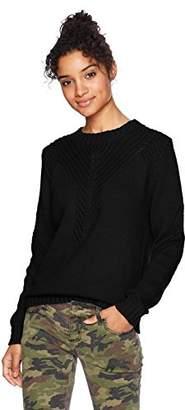 Roxy Women's Take Over The World Crew Neck Sweater