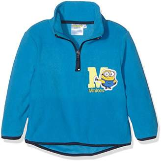 Universal Pictures Boy's Minions Despicable Me Long Sleeve Sweatshirt