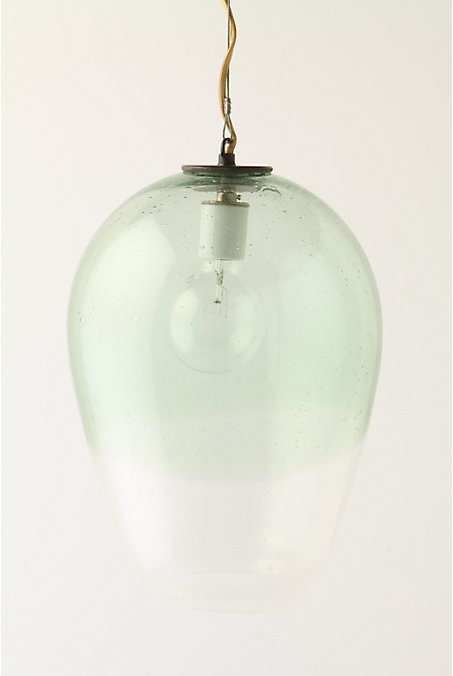 Bubbled Bell Pendant