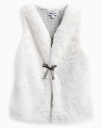 Splendid Little Girl Brushed French Terry Sherpa Jacket