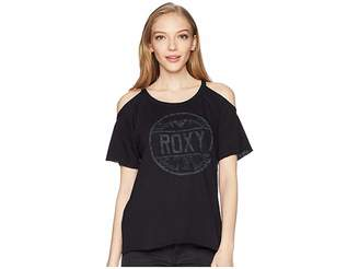 Roxy Luv Bug Shoulder Tee Women's T Shirt