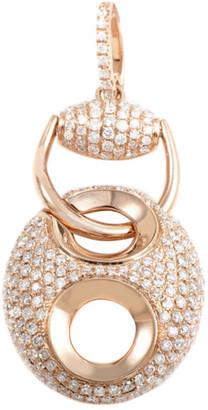 Diamond Select Cuts 18K Rose Gold 1.49 Ct. Tw. Diamond Enhancer