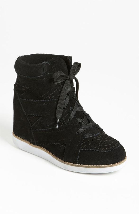 Jeffrey Campbell 'Venice-Hi' Wedge Sneaker