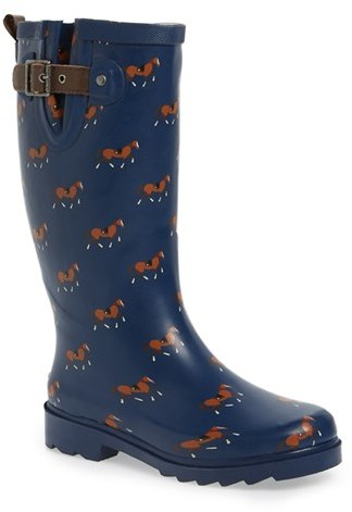 Chooka Women's Chooka 'Horse Trot' Rain Boot