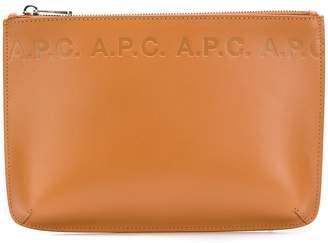 A.P.C. handy clutch
