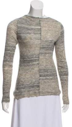 Marc Jacobs Long Sleeve Rib-Knit Sweater