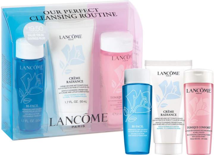 Lancôme Perfect Cleansing Routine Kit