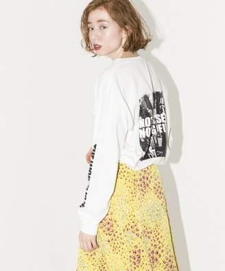 Spick and Span (スピック アンド スパン) - Spick and Span ORIGINALTシャツ THE WORLD IS HUGE◆