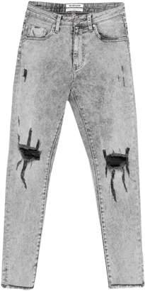 One Teaspoon ONE x ONETEASPOON Denim pants - Item 42760850GG