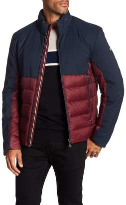 BOSS Jannoni Quilted Two-Tone Jacket