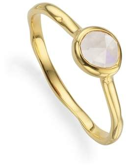 Monica Vinader Siren Small Semiprecious Stone Stacking Ring