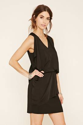 FOREVER 21+ Drapey Shift Dress $27.90 thestylecure.com