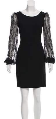 Rachel Zoe Long Sleeve Mini Dress w/ Tags