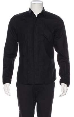 Givenchy Woven Dress Shirt