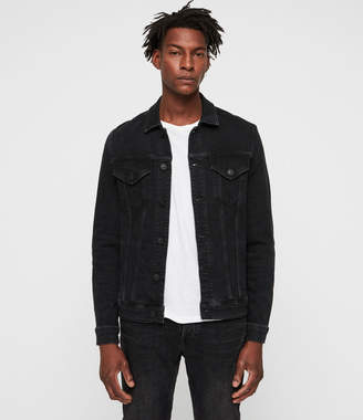AllSaints Buzzard Denim Jacket