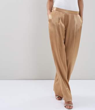 Reiss ARIANNA Wide Leg Trousers