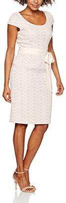 Jacques Vert Women's Lace Panel Shift Dress
