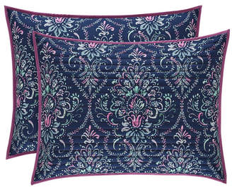 J Queen New York J by J Queen Kayani King Quilted Sham Bedding