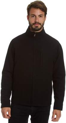Men's Excelled Water-Resistant Wool-Blend Jacket