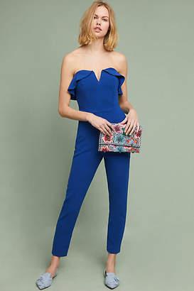 Greylin Penny Strapless Jumpsuit