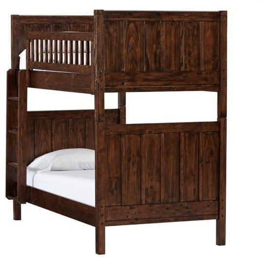 Pottery Barn Kids Camp Bunk Bed Shopstyle