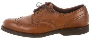 Allen EdmondsAllen Edmonds Leather Wingtip Brogues
