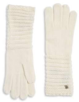 Lauren Ralph Lauren Long Knitted Gloves