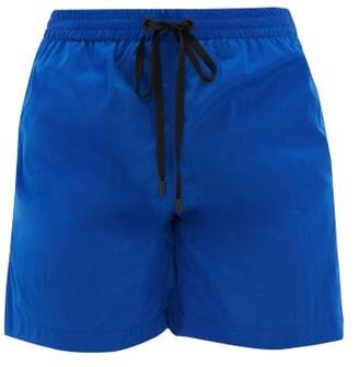 d32a4816b8 Everest Isles - Straight Leg Swim Shorts - Mens - Blue