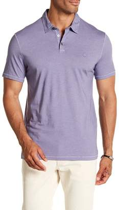 John Varvatos Short Sleeve Polo