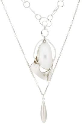 Mounser Women's Sea Forms Pendant Necklace Set