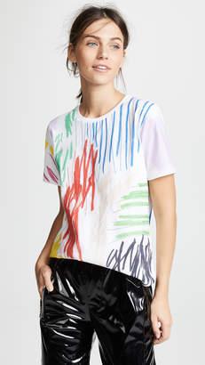 Mira Mikati Scribble T-shirt