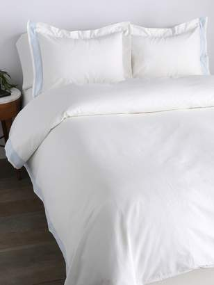 Saks Fifth Avenue Luxe Hotel Sateen Duvet Set