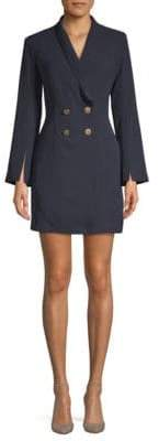 Alexia Admor Long-Sleeve Blazer Dress