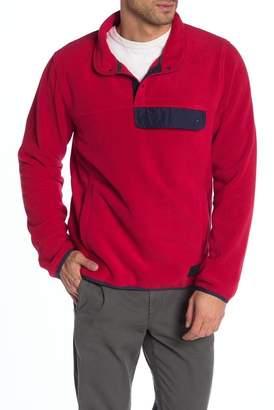 Herschel Contrast Fleece Pullover