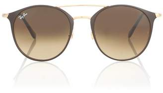 Ray-Ban RB3546 round sunglasses