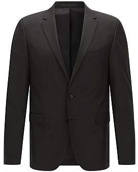 HUGO BOSS Extra-Slim-Fit Jacket In Pure Wool