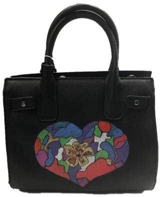 Urban Expressions Zadie Satchel With Hand Painted Heart